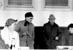 Aktive Bürger Hier Irene Häbel, Norbert Krumm, Rudi Schell
