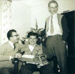 Helmut Baldus, Emil Weber, Willi Denker